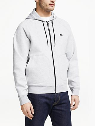 Lacoste in Motion Tracksuit Hoodie, Grey 5a66e00fc3e