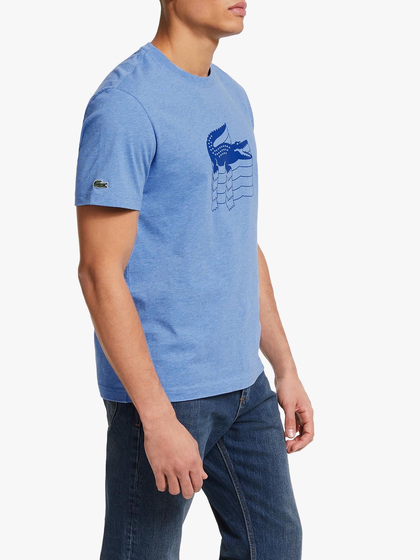 914b98bcbfb Buy Lacoste Short Sleeve Logo T-Shirt