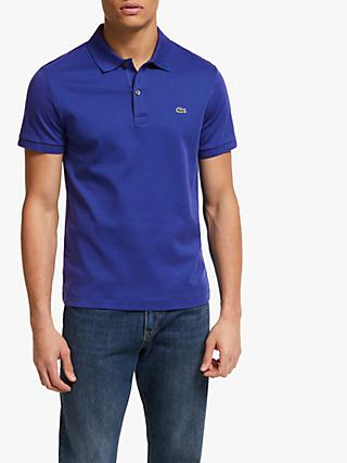4941148f3121 Lacoste Pima Cotton Regular Fit Polo Shirt