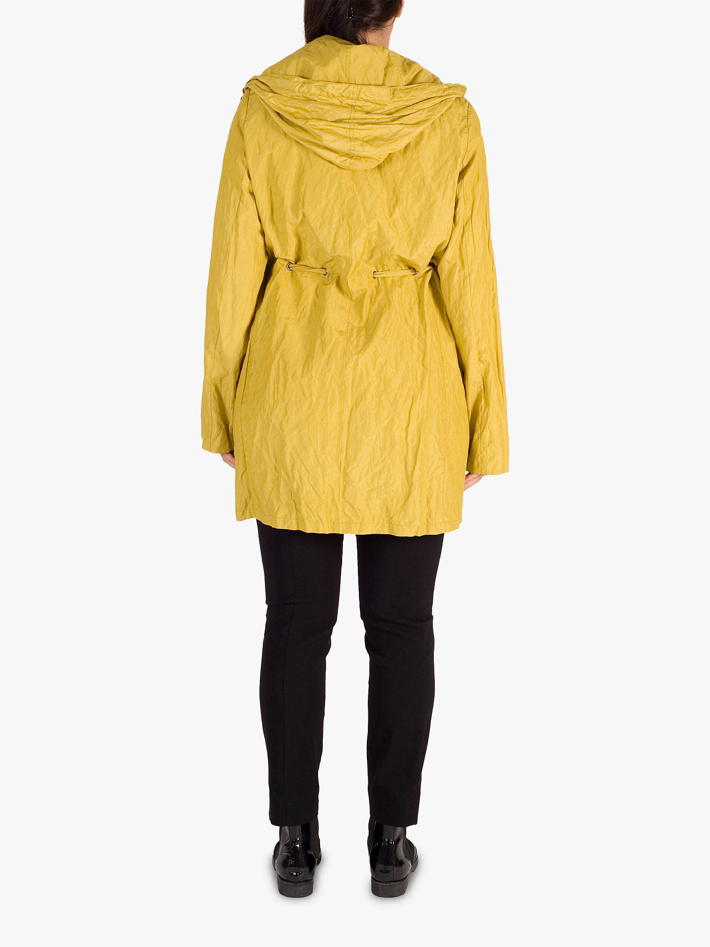 Buy Chesca Classic Raincoat, Yellow, 16 Online at johnlewis.com
