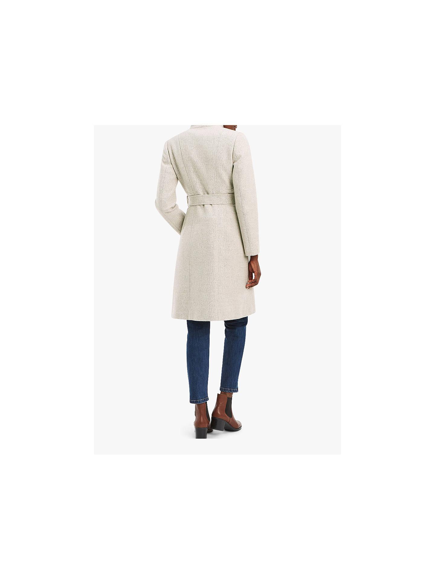 6355eb902beb ... Buy Oasis Panel Coat, Multi, S Online at johnlewis.com ...