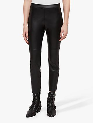 AllSaints Kolby Leggings, Black