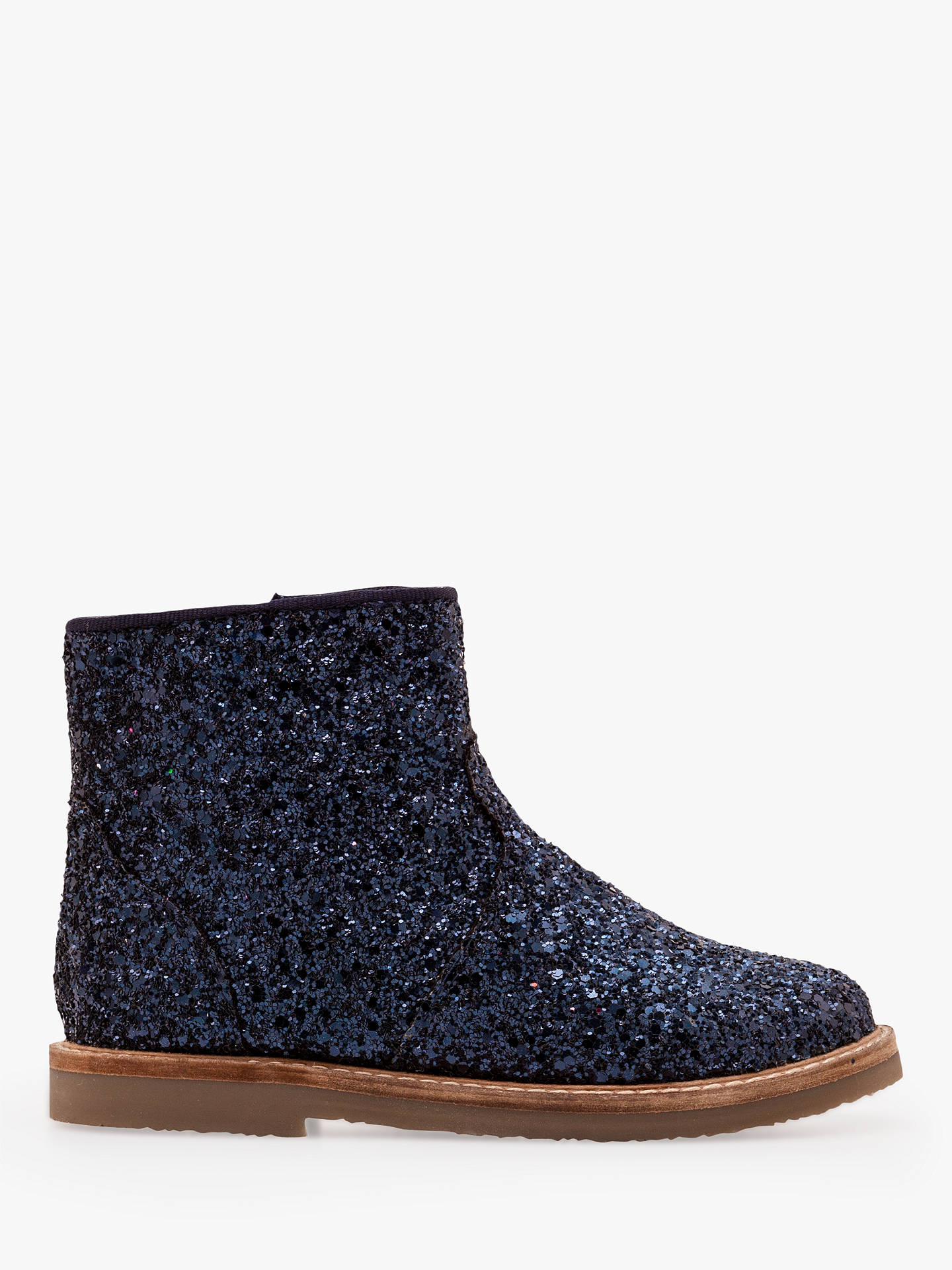 Mini Boden Children S Glitter Boots At John Lewis Amp Partners
