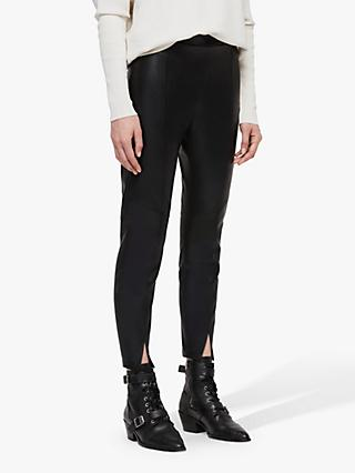 AllSaints Lark Leggings, Black