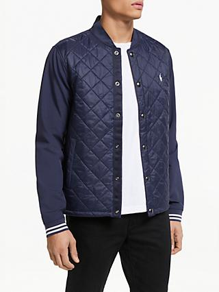Polo Ralph Lauren Hybrid Jacket, French Navy