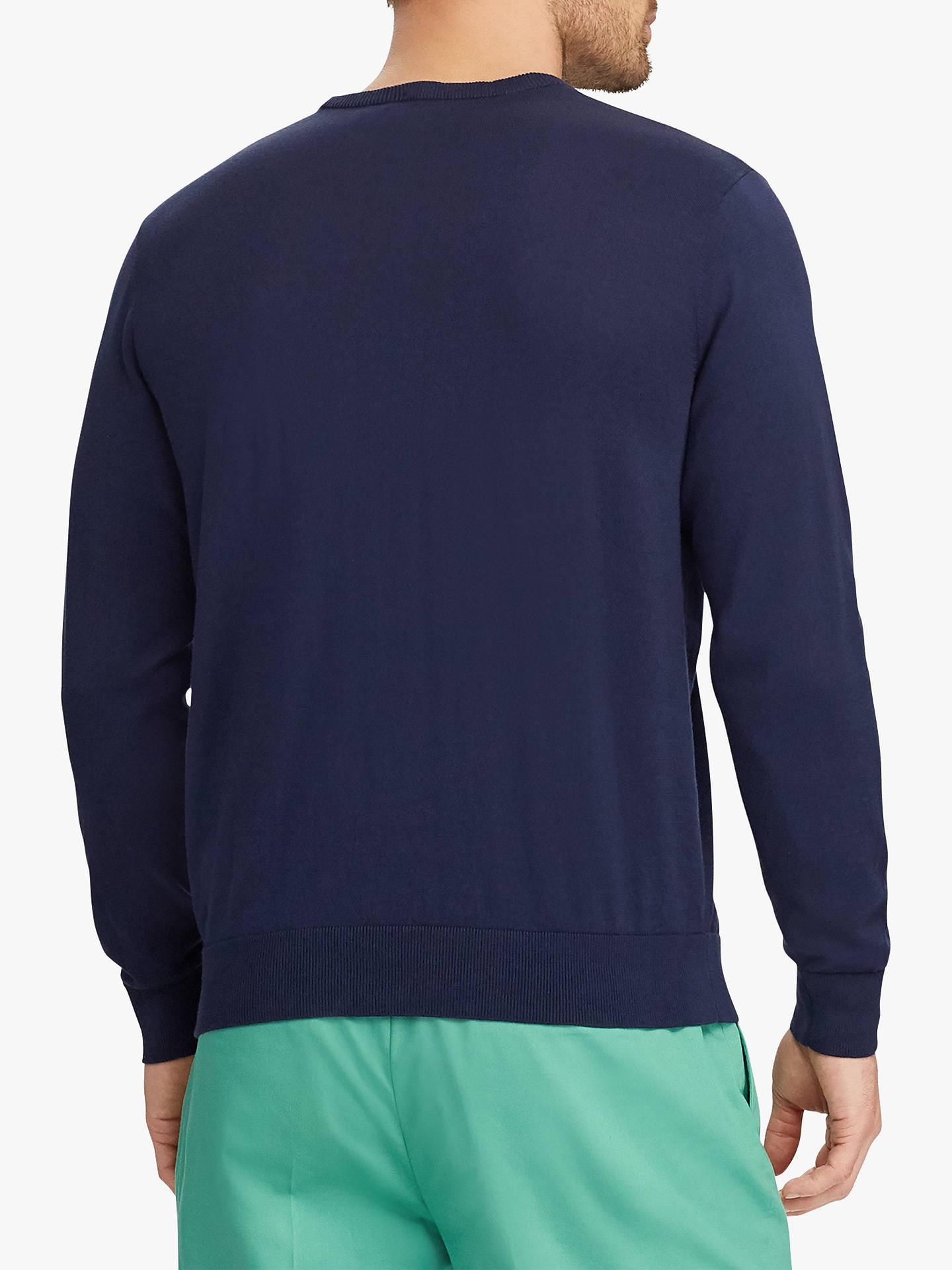 b5f4bce44 ... Buy Polo Golf by Ralph Lauren Crew Neck Jumper