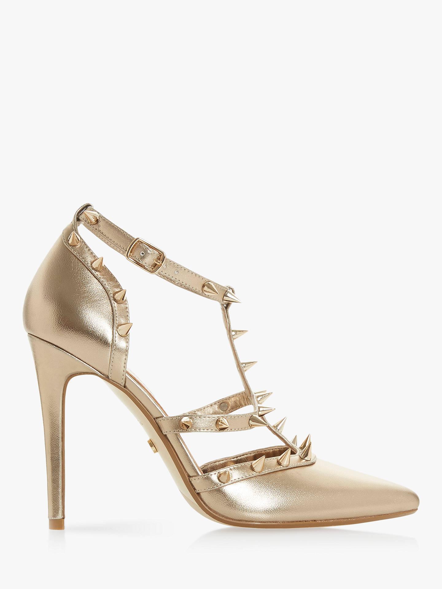 48d2684414b0 Buy Dune Ditaa Studded Court Heels
