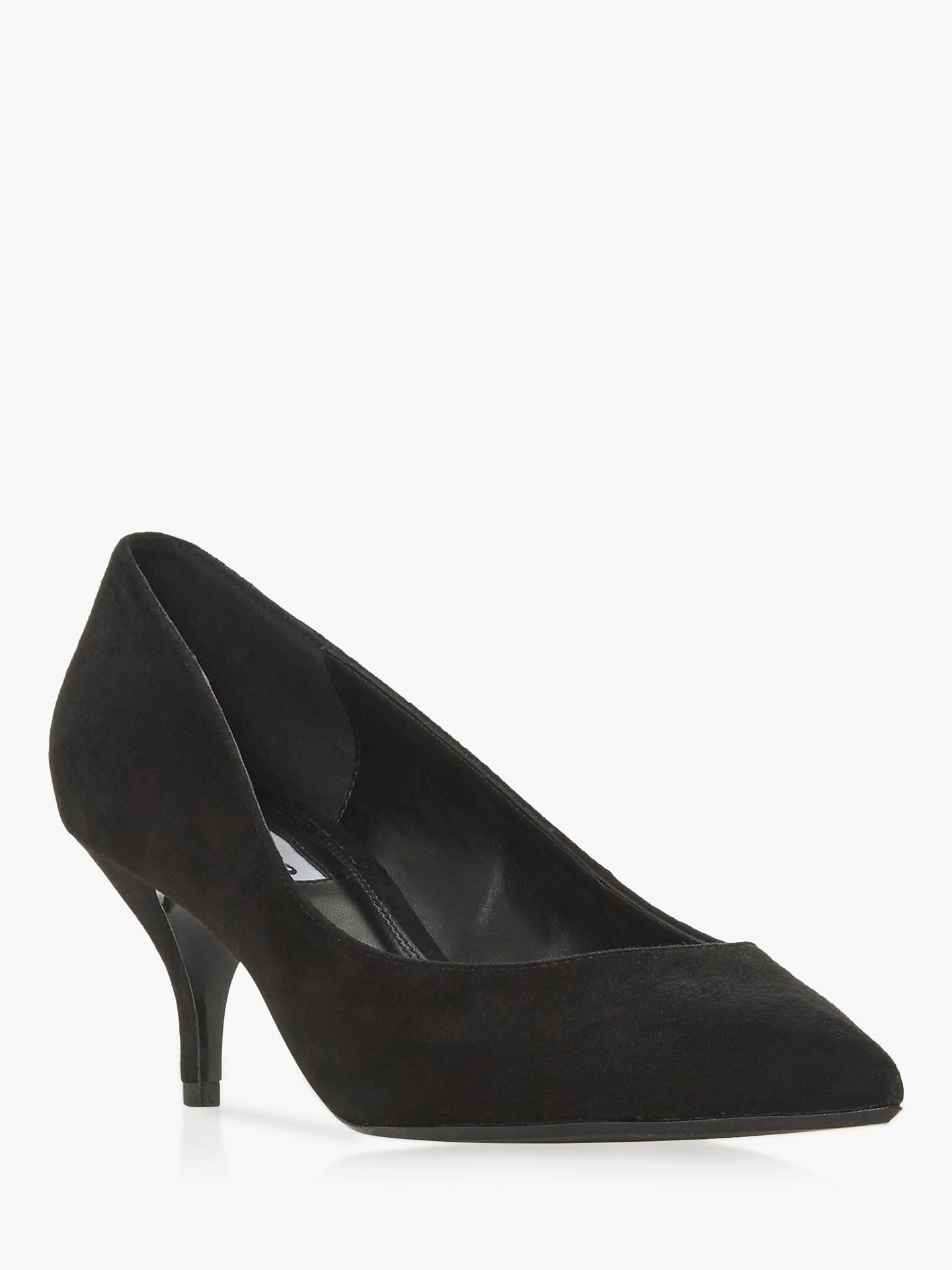 73d9bb062b2a Dune Alma T Kitten Heel Court Shoes at John Lewis   Partners