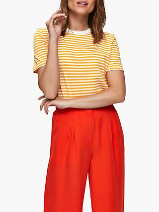 287a58385c9 Selected Femme My Perfect Stripe T-Shirt