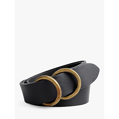 hush Brie Leather Belt