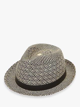 7ddb44bbc32 Christys  Charlie Parquet Panama Hat