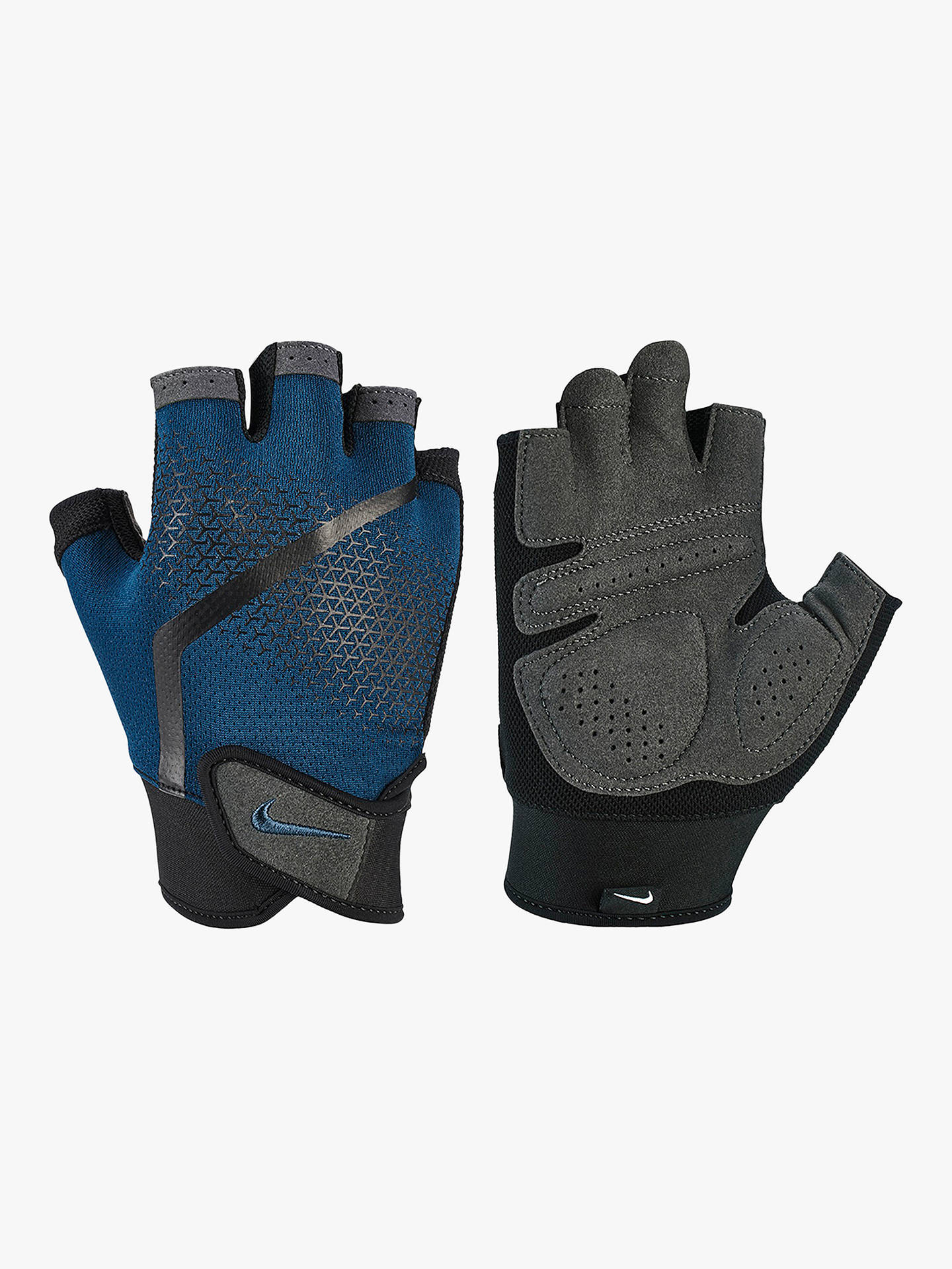 huge discount 49c19 970fc Buy Nike Extreme Fitness Training Gloves, Blue Force Black Thunderstorm, M  Online ...