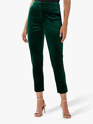 Coast Tiegan Trousers, Forest