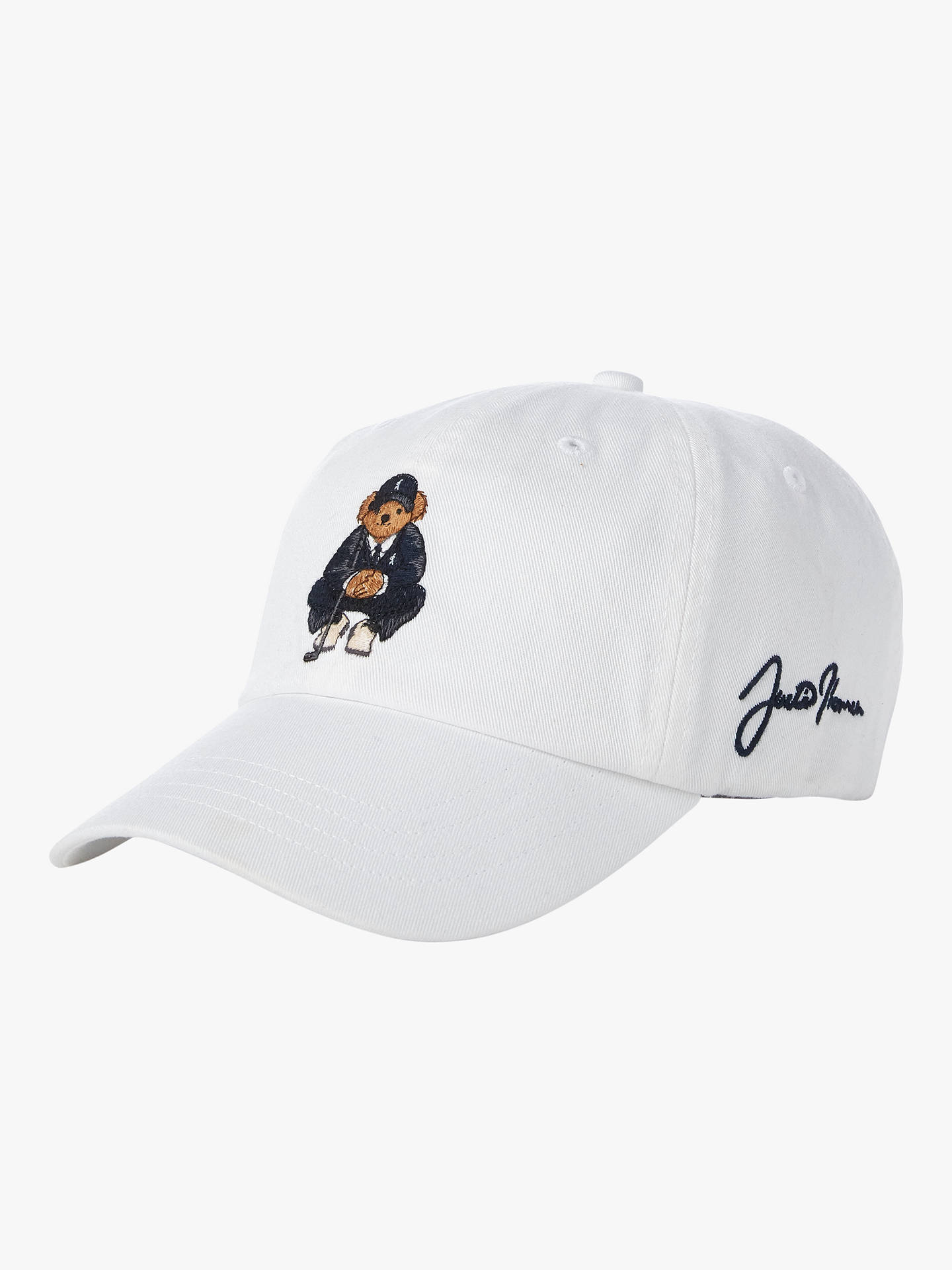 6c2553900bee7 Buy Polo Golf by Ralph Lauren Justin Thomas Bear Cap