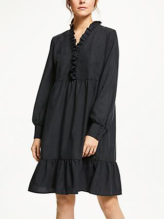Numph Harmonie Dress, Caviar
