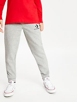 Converse Boys' Core Joggers, Grey