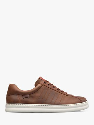 Camper Runner Four Leather Trainers