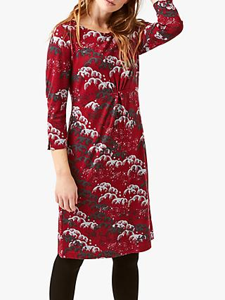 White Stuff Alana Dress, Red