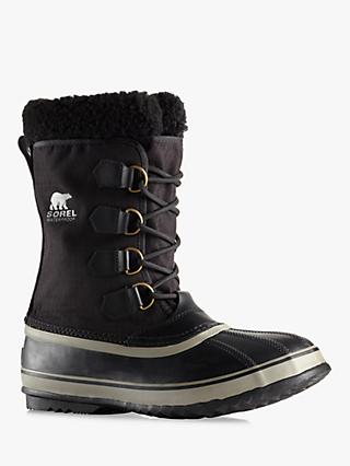 Sorel Pac Snow Boot, Black