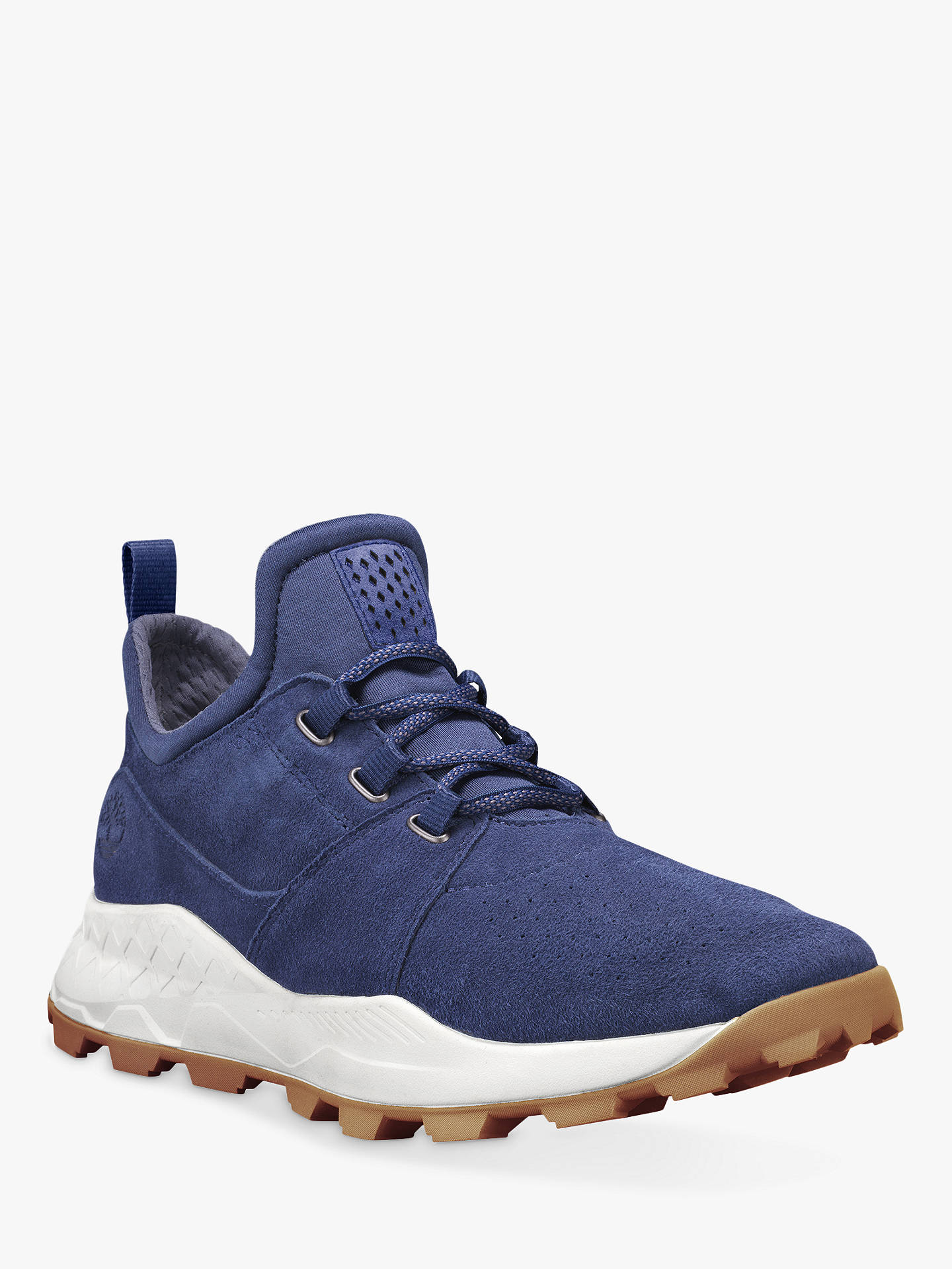 f3eaedb70c Buy Timberland Brooklyn Oxford Shoes, Navy, 8 Online at johnlewis.com