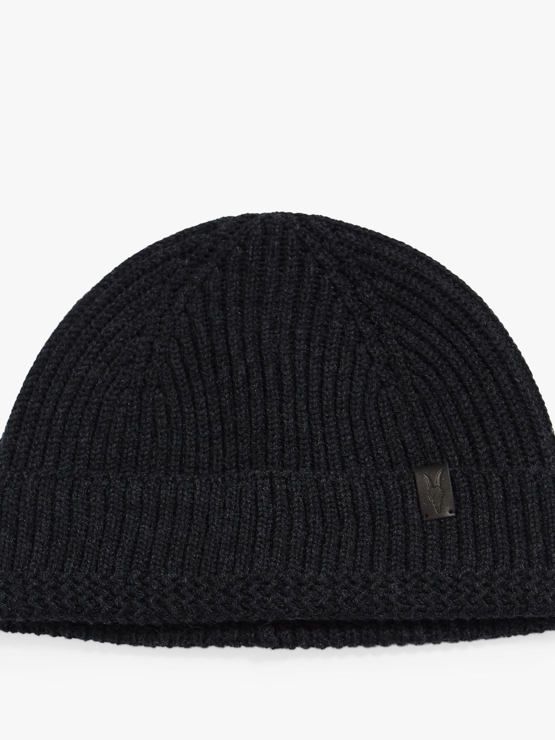 f1892f3577d AllSaints Merino Beanie Hat at John Lewis   Partners