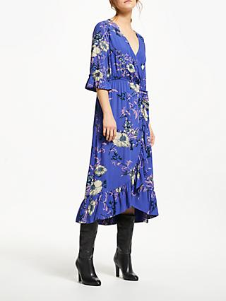 Numph Huali Dress, Blue