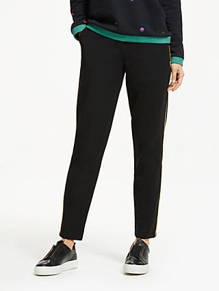Numph Janae Trousers, Black