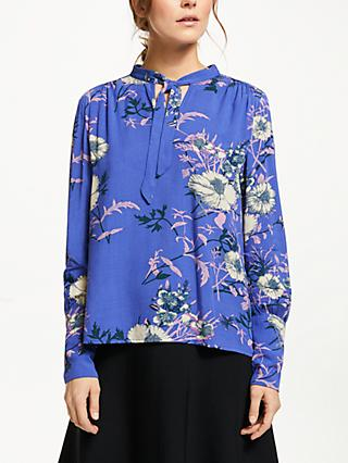 Numph Imogen Blouse, Blue