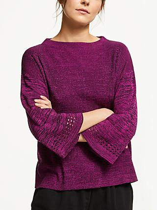 Numph Irmelin Knitted Pullover Jumper, Festival
