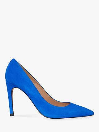0ae265b6eab4 Whistles Cornel Stiletto Heel Court Shoes