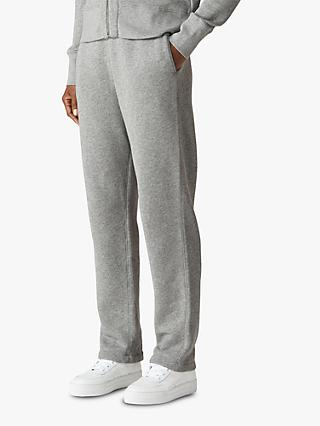 Whistles Washed Fleece Lounge Trousers