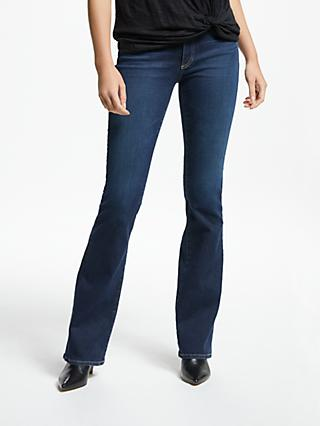 AG The Angel Bootcut Jean, Blue Lament