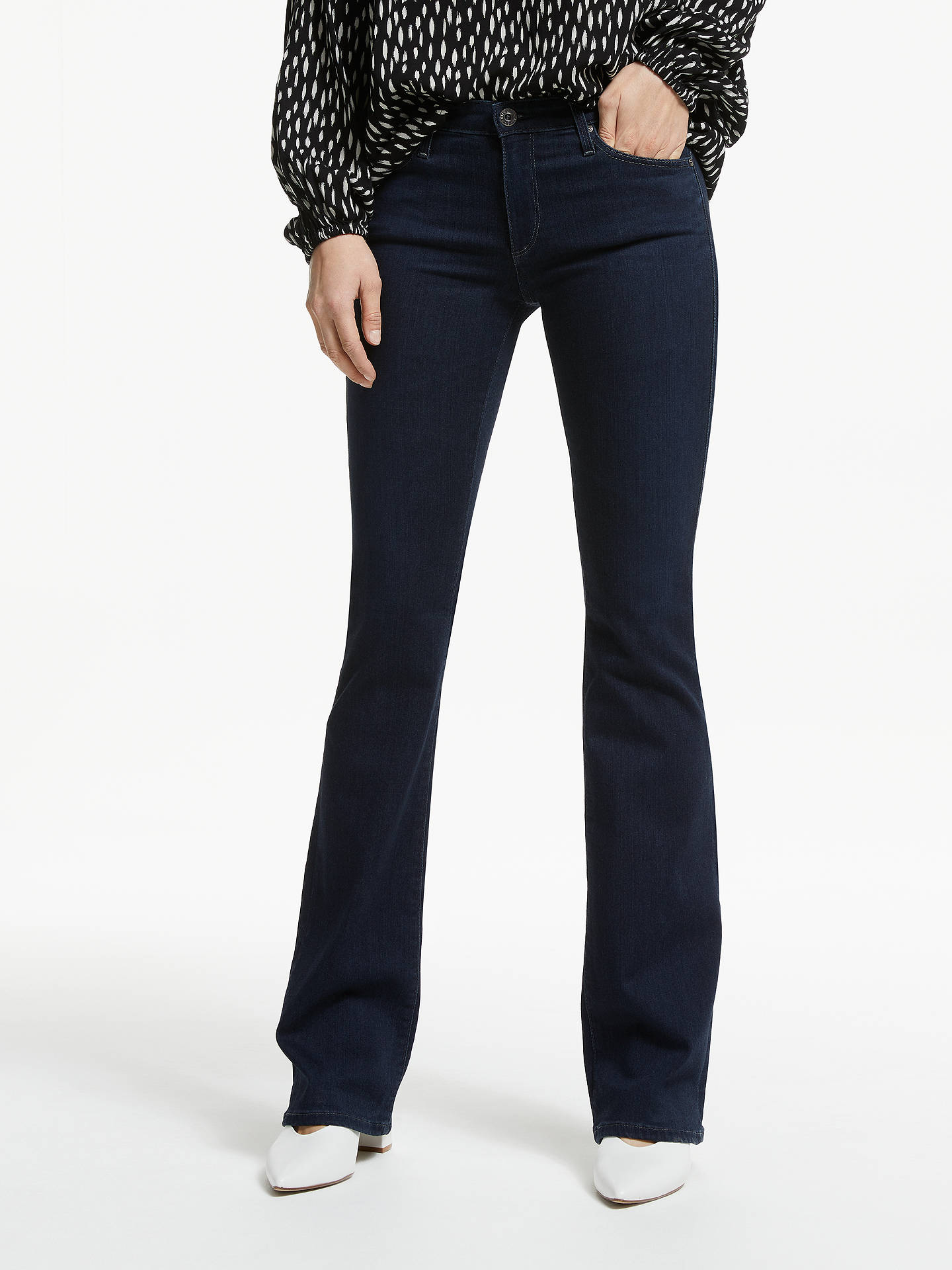 f1d4c1ef402 Buy AG The Angel Bootcut Jean, Audacious, 24 Online at johnlewis.com ...