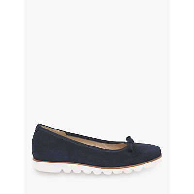 Gabor Grow Wide Fit Flatform Loafers