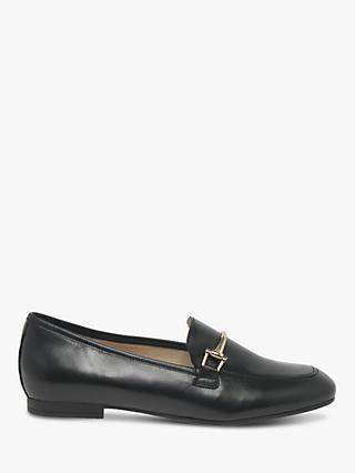 Gabor Serin Gold Trim Loafers
