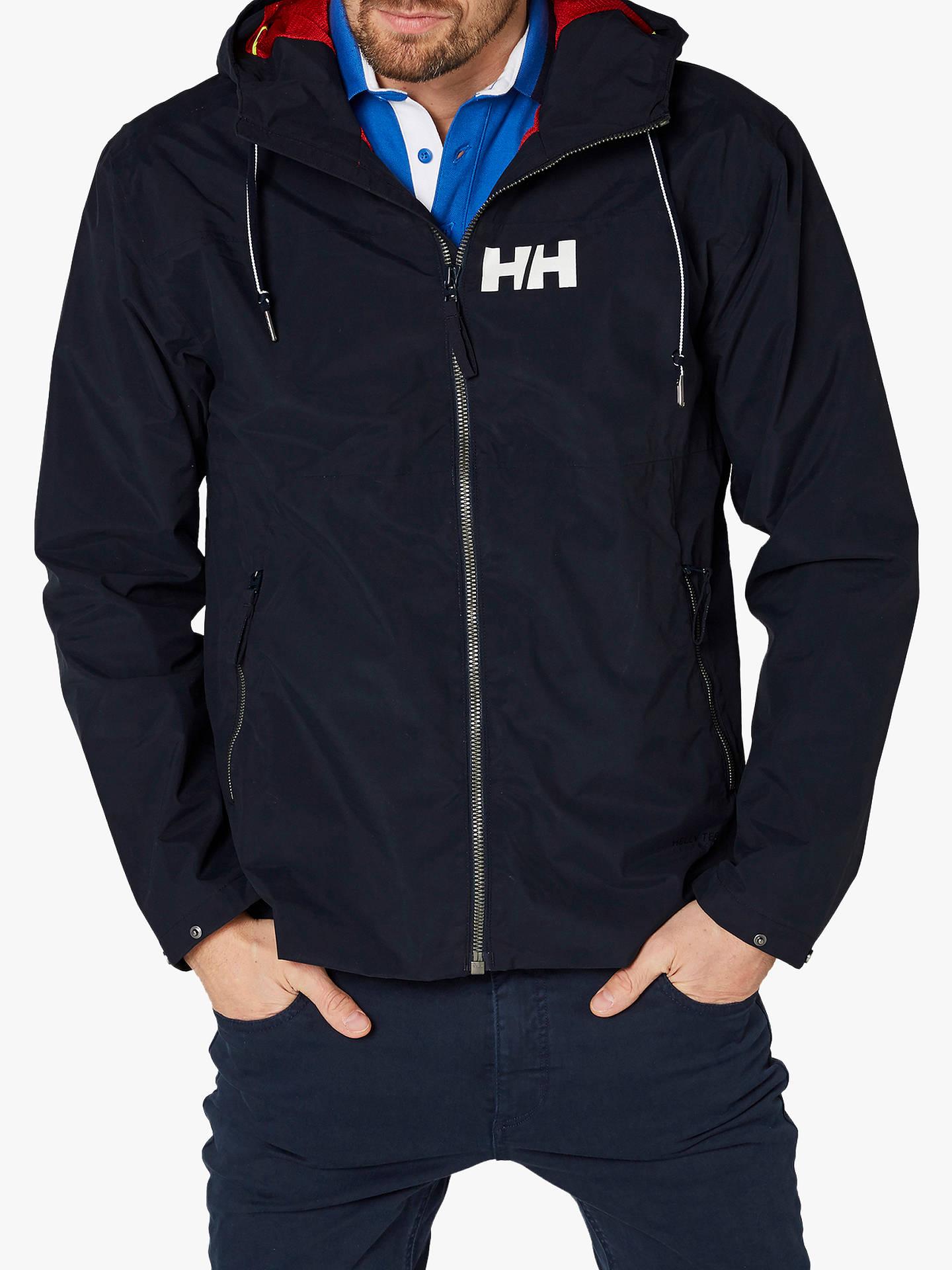 Helly Hansen Menss Rigging Rain Jacket
