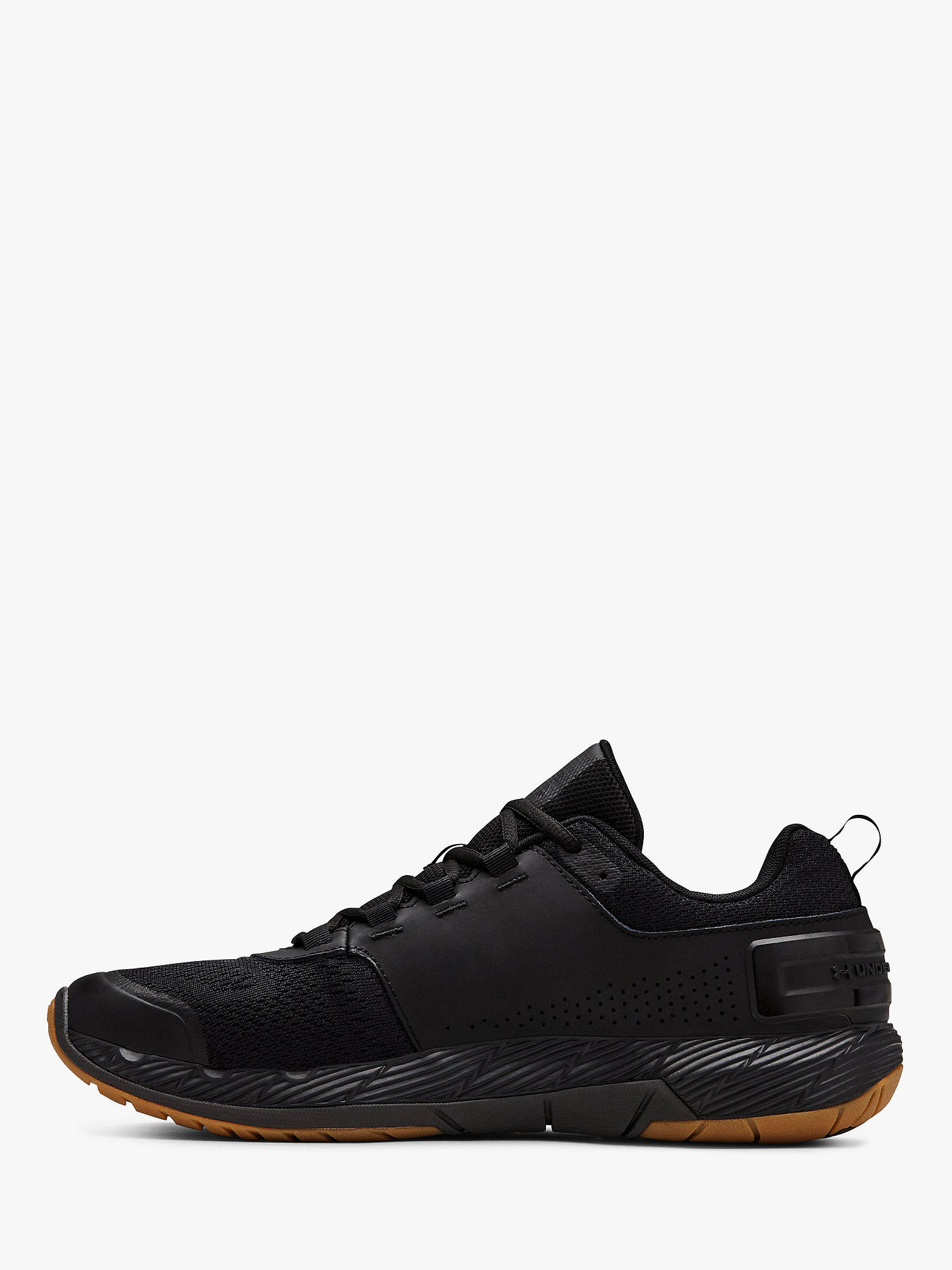 the latest cc936 17480 Under Armour Commit TR EX Men's Trainers, Black at John ...