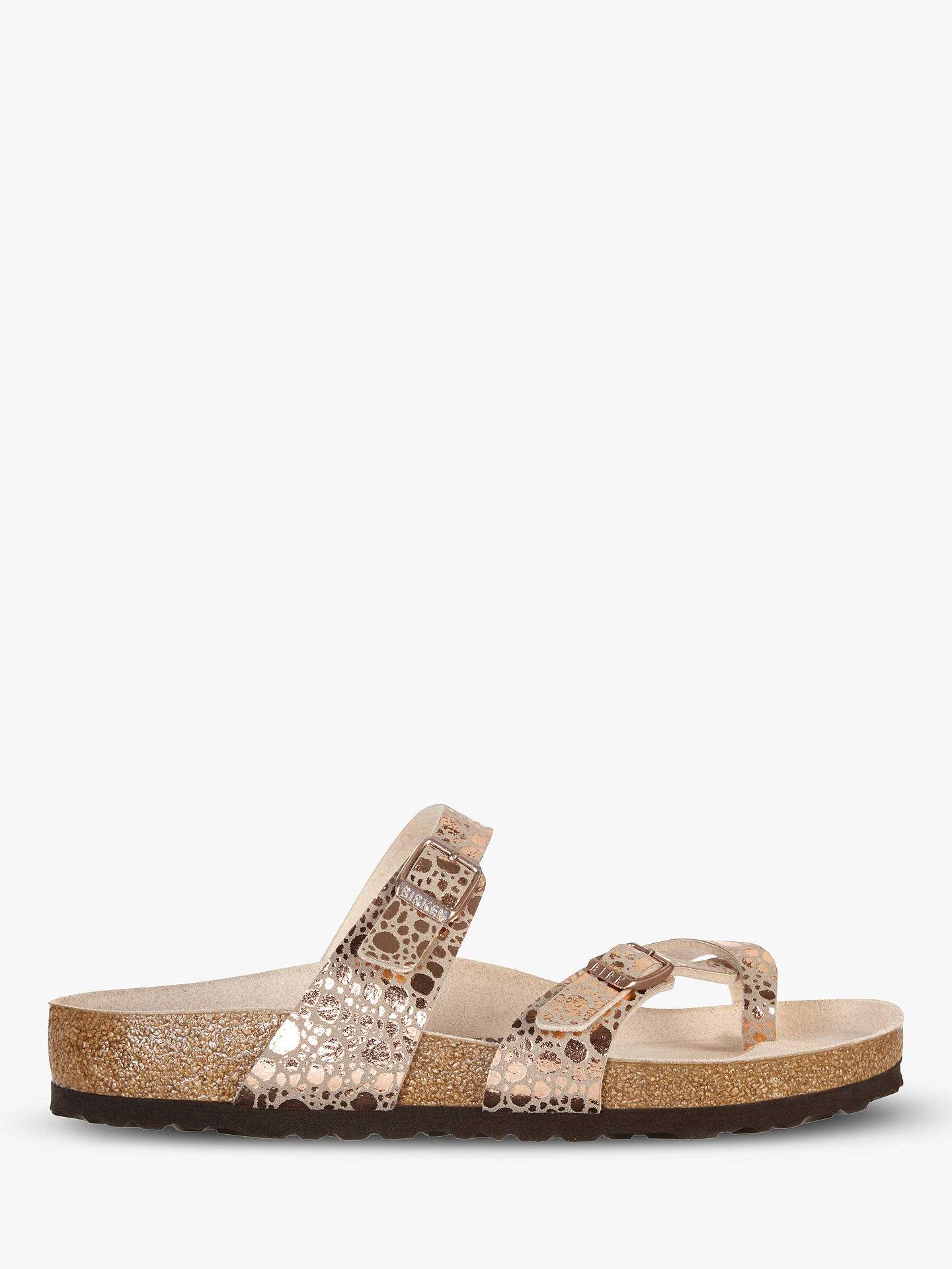 b7f1df5d51d Birkenstock Mayari Double Strap Scissor Toe Sandals