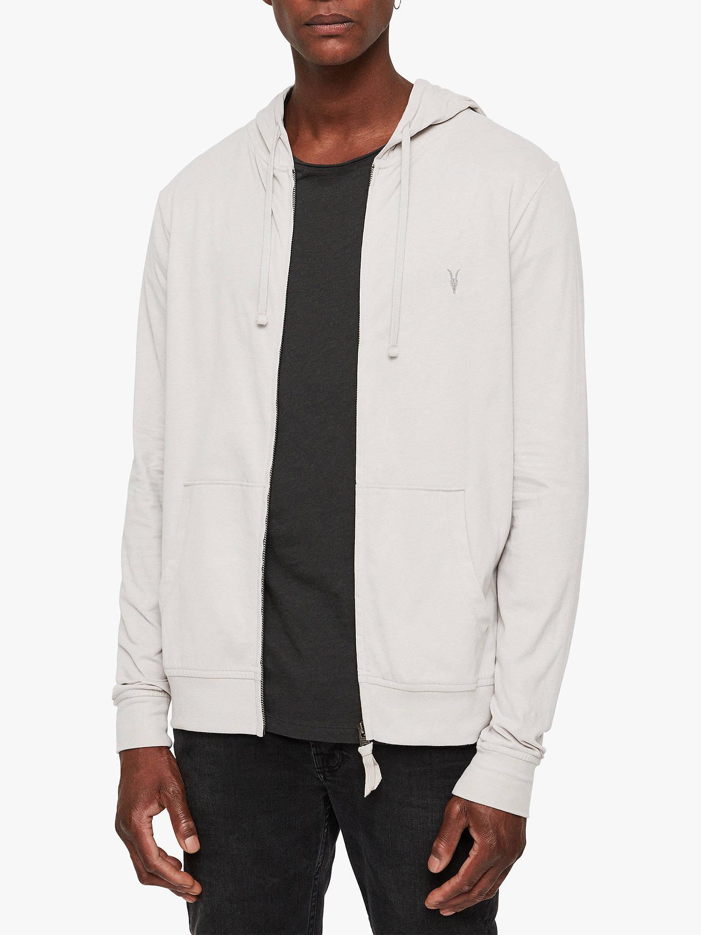allsaints zip hoodie lunar