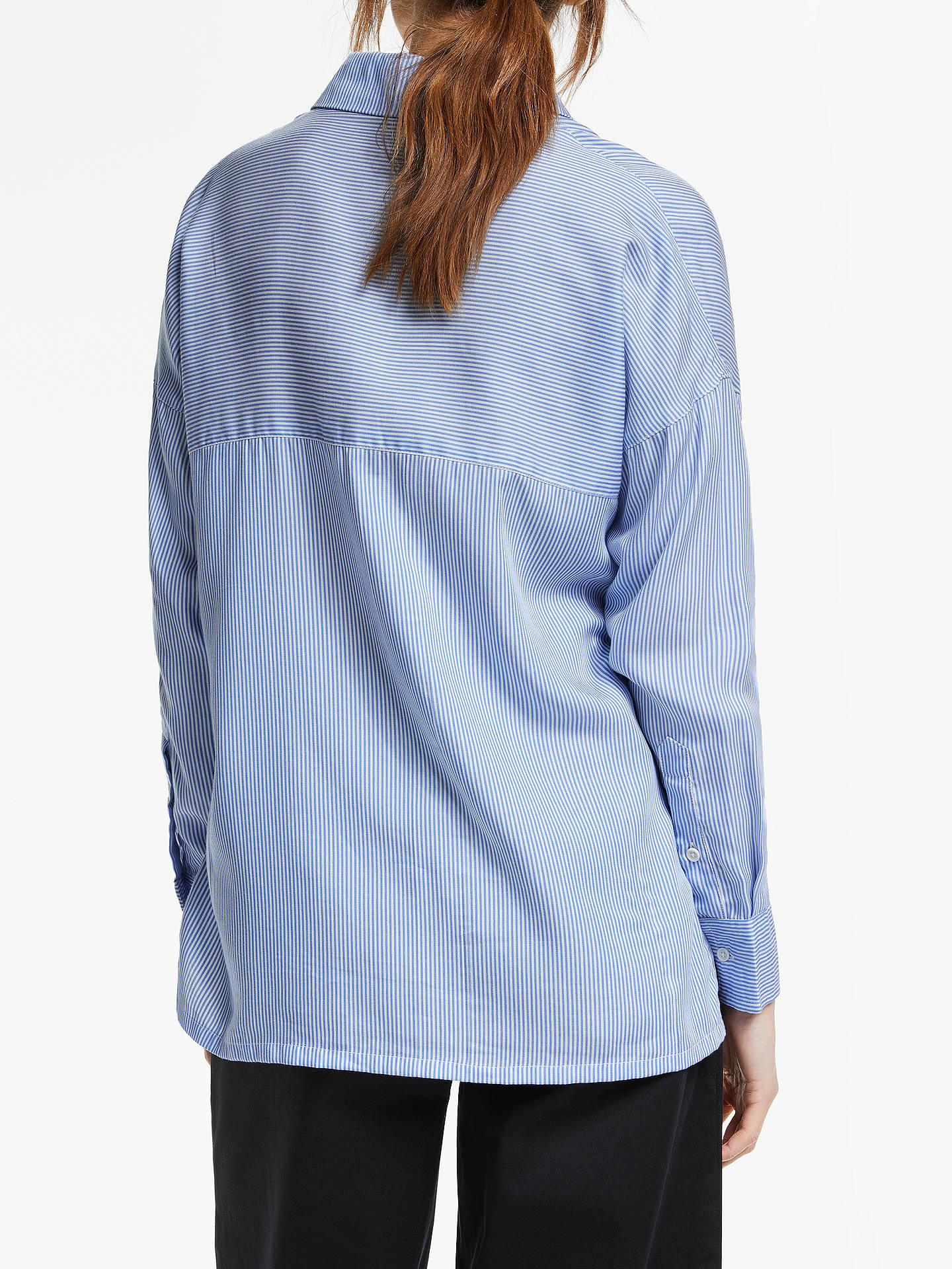 People Tree Alice Stripe Shirt