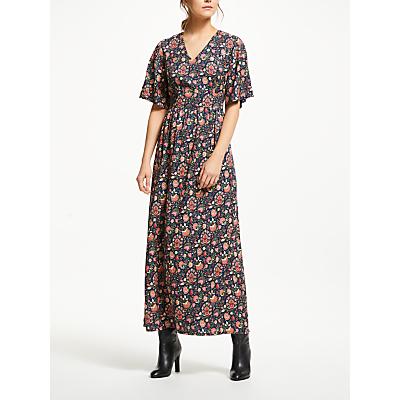 People Tree V&A Yasmin Maxi Dress, Multi