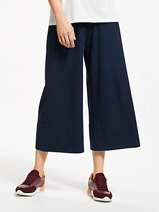 People Tree Chandre Culottes, Navy