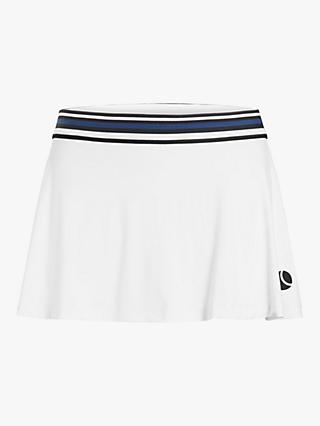 Björn Borg Trista Tennis Skirt, Brilliant White