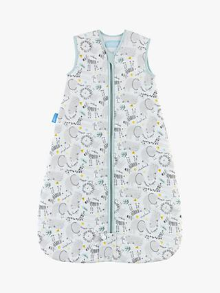 Grobag Jungle Boogie Travel Grobag, 1 Tog, White