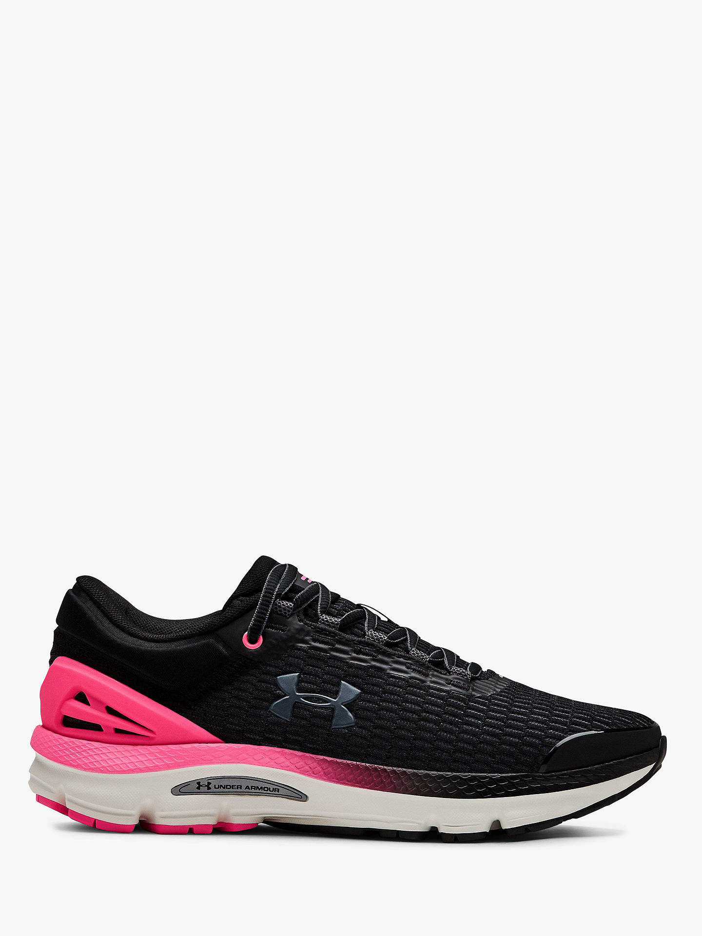 1f1c2b9175 Under Armour Charged Intake 3 Women's Running Shoes, Black at John ...