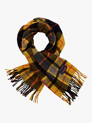 Scotch & Soda Wool Check Scarf