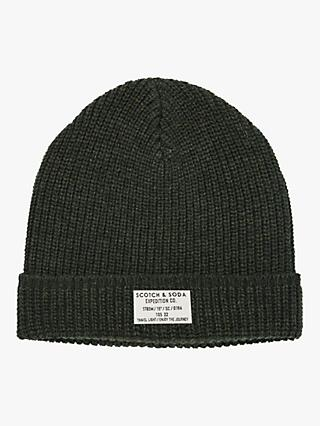 Scotch & Soda Beanie Hat