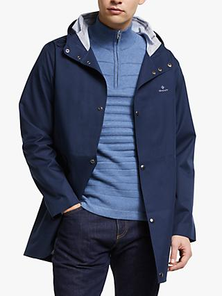 86d06f93fa0 GANT | Men's Coats & Jackets | John Lewis & Partners