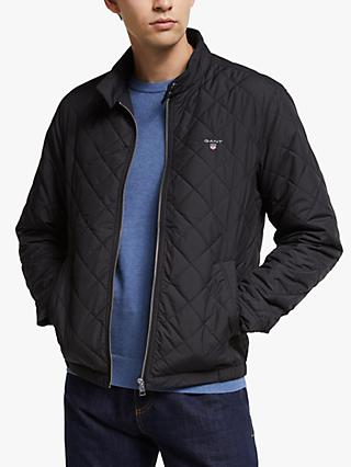 43ba5510e6 GANT The Quilted Windcheater Jacket