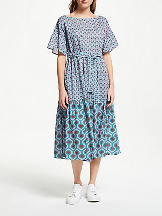b21fa94b52042 Weekend MaxMara Geo Print Dress